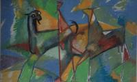 1b Abani Sen untitled Pastel 1970 14.5 x 22 inches.1.jpg
